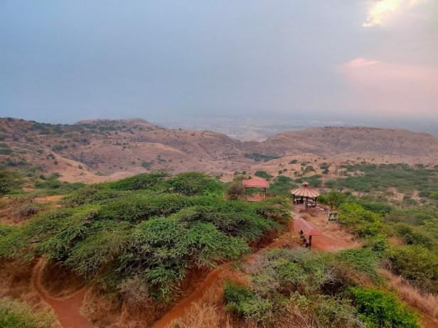 Dandoba hill information, Bhose sangli