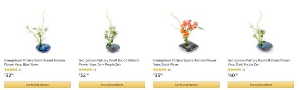 Ikebana Permanent models Ikebana Art of flower arrangement, Rules, Lines & Styles.