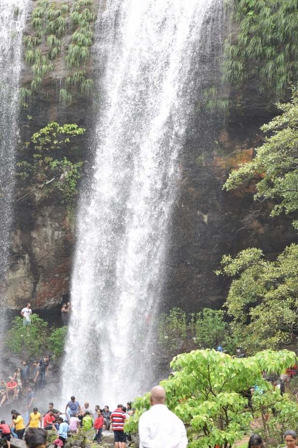 Maval waterfall khandi Khandi Waterfall Pune best places to visit in Mansoon.