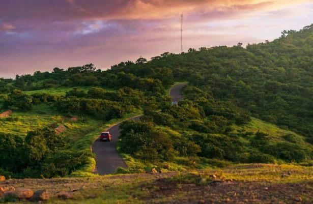 Danoba Hills images photos sangli