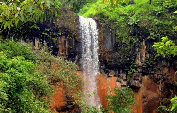 Rautwadi Dhabdhab, Waterfall information in marathi