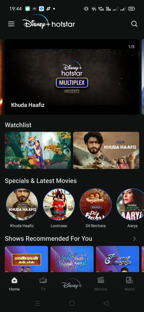 Screenshot 2020 08 17 19 44 01 57 cfbcc17267b0464af8bff0542436bc64 How to get Netflix & Hotstar VIP free forever? MOD apk for android.