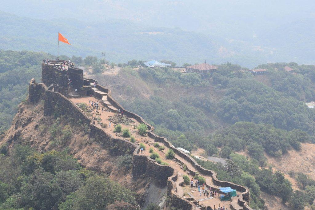 Pratapgad fort information & history in Marathi