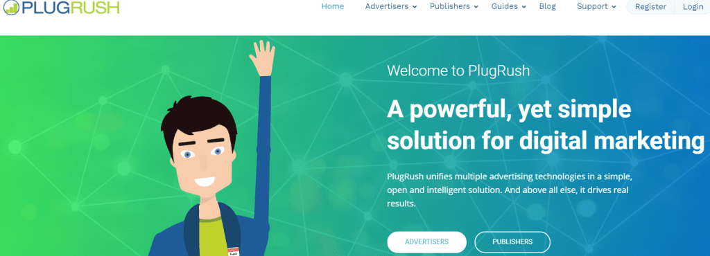 Plugrush Review : Adult Advertising network