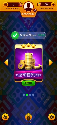 Screenshot 2021 05 15 09 53 03 88 9cec2266dcc42c4c3b987199d91248d1 How to earn money by Playing Ludo Game online? Best Ludo games for Cash prizes