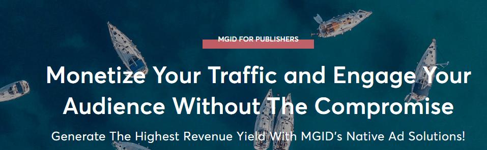 MGID native advertising network