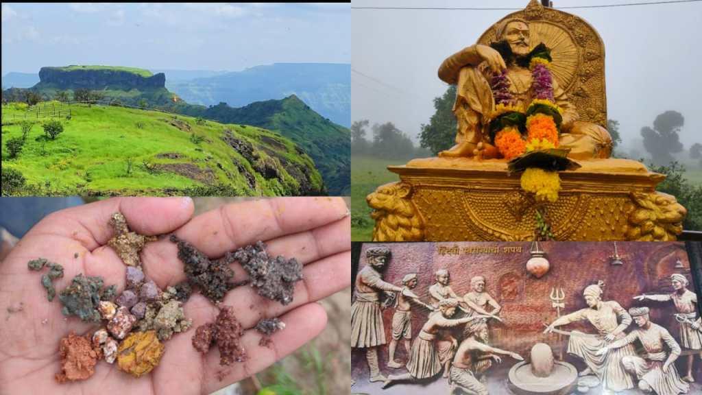 raireshwar fort plateau Raireshwar Fort information & History in Marathi - रायरेश्वर किल्ला