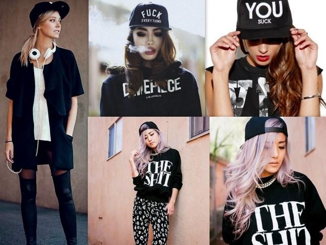snapback cap outfits on bloggerissa pinterest 1