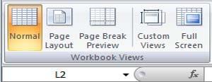 Spreadsheet Views
