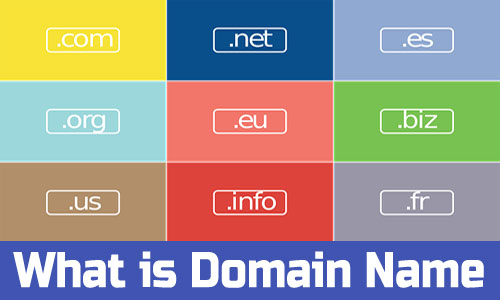 What is Domain Name