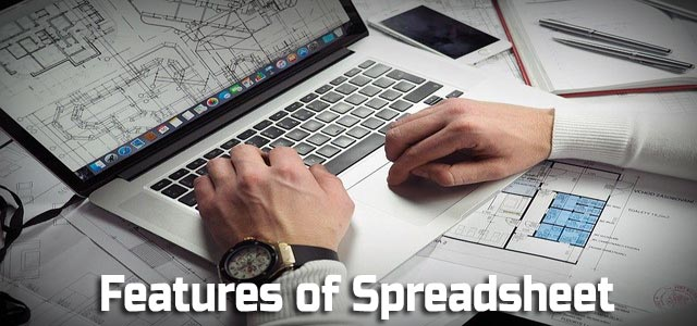 What is Spreadsheet in Hindi ? Features of SpreadSheet