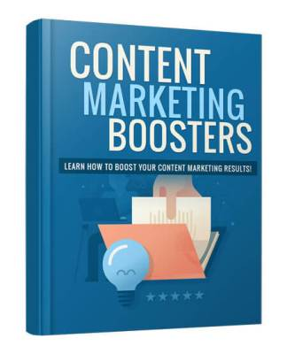 Content Marketing Booster