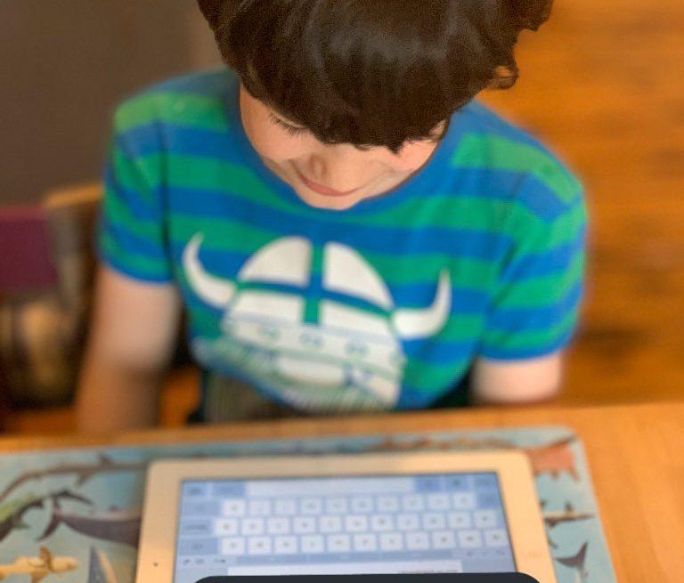 Digitale Schule mit eLearning in der 2. Woche – Homeschool (Coronatagebuch)