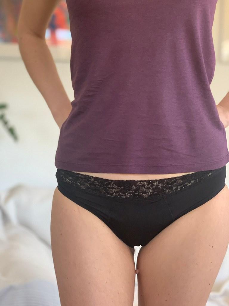 femtis period panty Periodenunterwäsche Menstruation