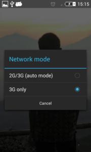 cara merubah jaringan edge ke 3g android 2