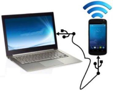 cara install aplikasi apk android dari pc ke android