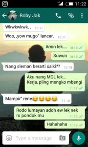 cara menggunakan whatsapp 4