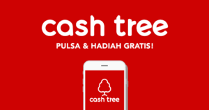 cashtree aplikasi pulsa gratis android