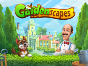 Review Game Gardenscapes - New Acres untuk Android dan IOS