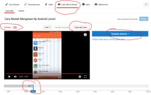 cara menambahkan end screen dan anotation di video youtube 1