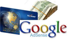 cara setting payment adsense us lewat payoneer terbaru