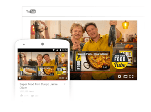 contoh end screen di video youtube