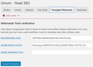 cara verifikasi blog ke google webmasters tool 5