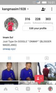 cara membuat 2 akun instagram dalam 1 aplikasi dan 1 hp