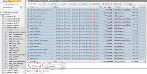 cara mengatasi blog wordpress yang tiba-tiba minta install ulang dan rusak database servernya 2