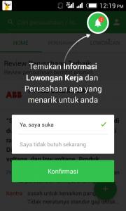 Cara Daftar Jobplanet Indonesia Android Apk 5