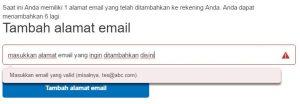 cara menambahkan email baru di paypal untuk keperluan bisnis 3