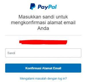 cara menambahkan email baru di paypal untuk keperluan bisnis 5