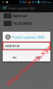 cara mengatasi hp android error tidak bisa mengirim sms atau pesan (4)