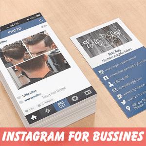 instagram marketing for bussines and fanspage facebook