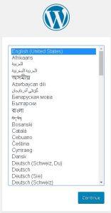Cara Install WordPress Offline Di Localhost 7