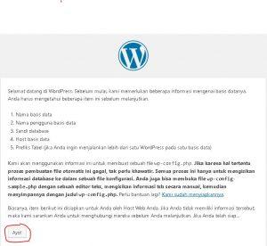 Cara Install WordPress Offline Di Localhost 8