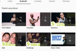 Cara Membuat Playlist Di Youtube Creator Studio 9