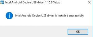 cara install asus intell android driver setup 8