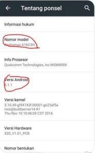 Cara Mengatasi Gagal Install TWRP Di Andromax A ( A16C3H ) Tanpa PC 2