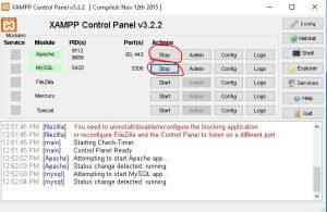 cara mudah install xampp Untuk membuat mordpress versi offline di windows 11