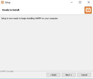 cara mudah install xampp Untuk membuat mordpress versi offline di windows 7