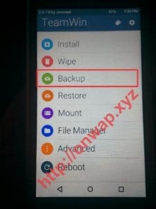 Cara Backup Imei Dan Unlock Dual Gsm Andromax A Versi Dewi V5.6 Dan V4.3-min
