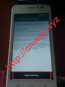 Cara Downgrade Dan Unlock Dual Gsm Andromax A Versi Dewi V5.6 Dan V4.3 4