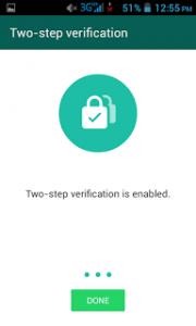 Cara Mengaktifkan Verifikasi Dua Langkah Di Whatsapp Untuk Keamanan Akun 8
