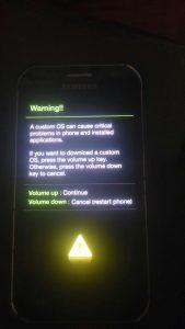 Cara Masuk Ke Mode Download Samsung J1 Ace J110G Dengan Mudah