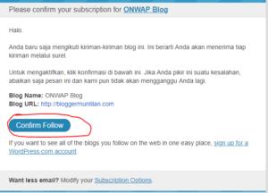Cara Subscribe Artikel Di Blog Blogger Muntilan 2