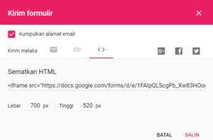 cara membuat google form terbaru dengan mudah 8