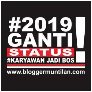2019 ganti status karyawan postingan