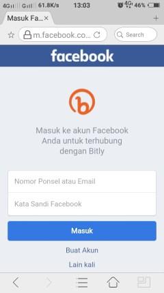 Cara Membuat Custom Short Url Whatsapp Di Bitly Untuk Link Bio Instagram 04