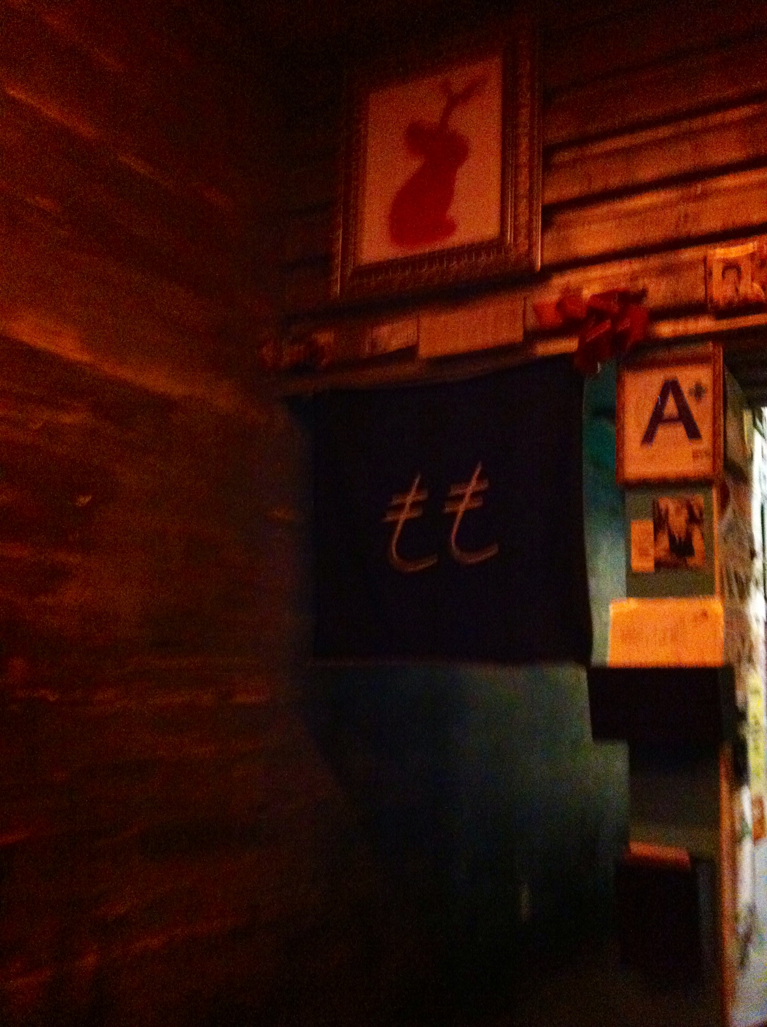 Ange Noir Cafe New York